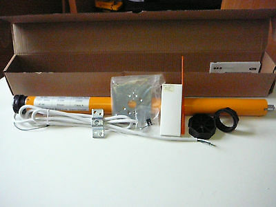 KM45S KAMIR TUBULAR Motors for Roller Shades, Awnings and