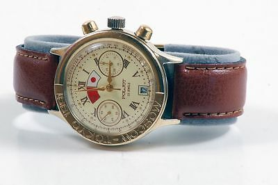 POLJOT Chronograph Mosca-Tokyo 1991 - Vintage Russo Russische