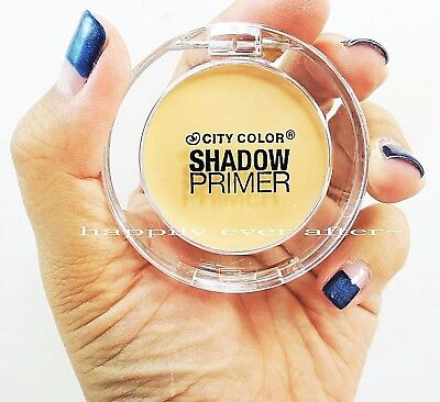 CITY COLOR Shadow Primer Pot - Eyeshadow Primer - Flawless eye look all day~