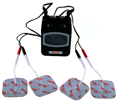 Natural Pain Relief TENS Machine TPN Type Analogue Dual Channel by Totally