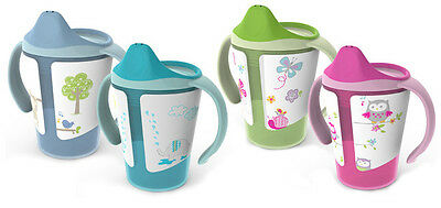 Summer Infant 2-Pack Born Free Grow With Me 6 oz Child Sippy Training Cup - K246