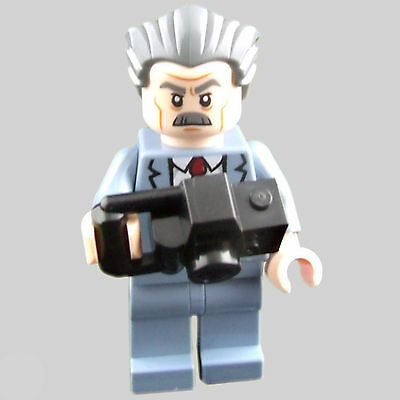 Lego 76005 J. Jonah Jameson Heroes Variant Exclusive Minifigure With Camera