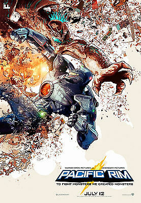 Pacific Rim Ron Perlman Hot Movie PRR01 POSTER A4 A3 BUY 2 GET 1 FREE