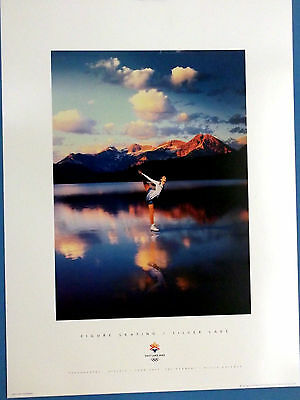 """13/"""" X 18/"""" USA AERIALS SLC 2002 Olympic Poster  Sports Series Unisex Adult"""