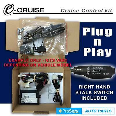 Cruise Control Kit Land Rover Defender 2.2 & 2.4 TDi 2007-ON (With RH stalk cont