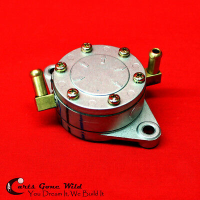 EZGO Fuel Pump for 2-Cycle Marathon Gas Golf Carts from 1982-88, New Replacement
