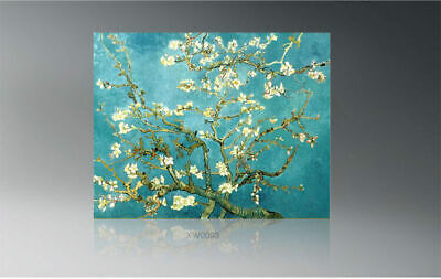 70x90x3cm Van Gogh Almond Blossom Canvas Giclee Print Wall Art Wall Decor Frame