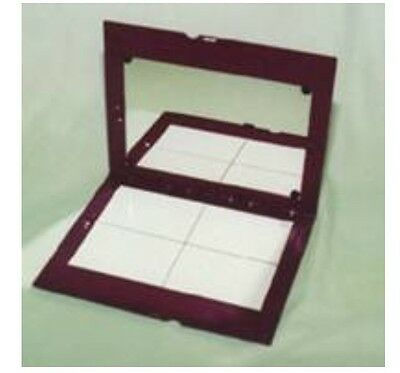 BRAND NEW PAINT PALETTE BY MASTER EYE BEVELER PREFECT FOR STORING CHINA PAINT