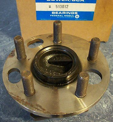 Bower/BCA - New Old Stock -  MADE IN USA - 513012 Axle Bearing and Hub Assembly