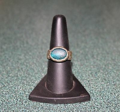 True Wicca Worn Ring! OAK Protection From Evil, Prosperity & Good Health! Size 8