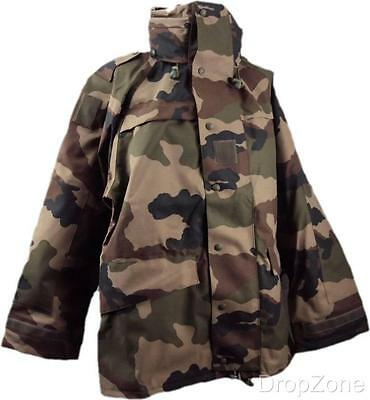 NEW French Military Army Goretex Central European Camouflaged CCE Jacket