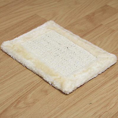 Cat/Kitten Small Natural Sisal Wall/Floor Scratch Pad/Scratching Mat/Board/Post
