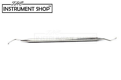 Periodontal Bone Curette Lucas 85 Implant Surgical Dental Hand Tool CE