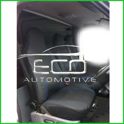 2002 Iveco Daily (S2000) 35S11D Dcc 3.7M 2-1 Fabric Van Seat Covers