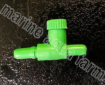 Aquarium Airline Regulator Tap, Valve, Air Pump, Stone,  Fish Tank, Tropical