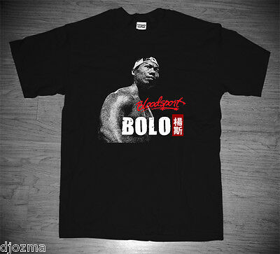 BLOODSPORT BOLO YEUNG YOU ARE NEX! T-SHIRT *Custom by OLDSKOOL*