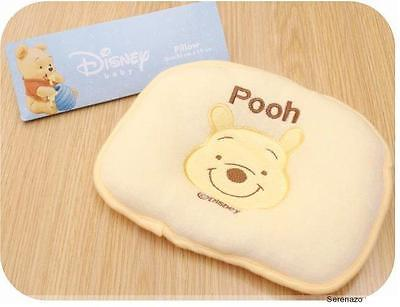 Soft Bear Winnie The Pooh Infant Baby Prevent Flat Head Pillow Support Cushion