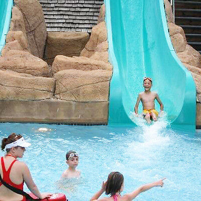 Wyndham Glacier Canyon July 20 - 24 2Bdrm Dlx Wilderness Waterparks WI Dells Jul