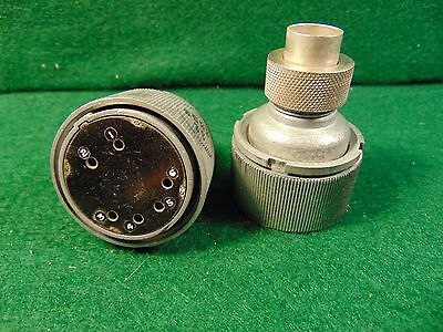(1) PL-P171 CONNECTOR for SCR-522 VHF AIRCRAFT RADIO NOS