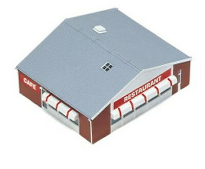 Hornby Oo R0276 Accessories Kit Roadside Restaurant  Hrr0276