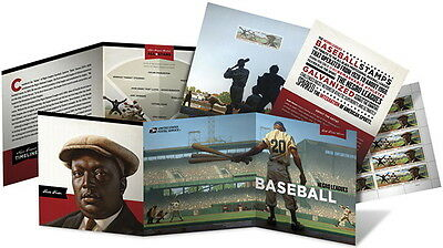 USPS New Discounted Negro Leagues Baseball Commemorative Folio