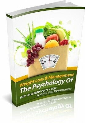 The Psychology Of Weight Loss And Management  + 10 Free eBooks ( PDF )