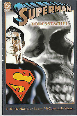 "DC Showcase4 Superman ""Todesstachel""    C1010"