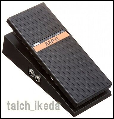 KORG EXP-2 Piano Keyboard for Expression Volume Pedal From Japan