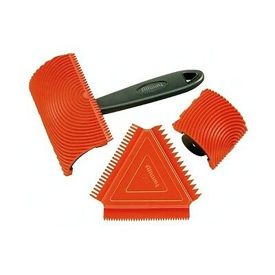 High Quality Wood Graining Kit Set, by Allway Tools #GT3