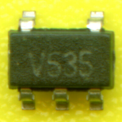 30× Tc74A5-3.3Ct Digital Temperature Sensor 8-Bit I2C 2.7~5.5V Sot23-5 Smd Smt ‡