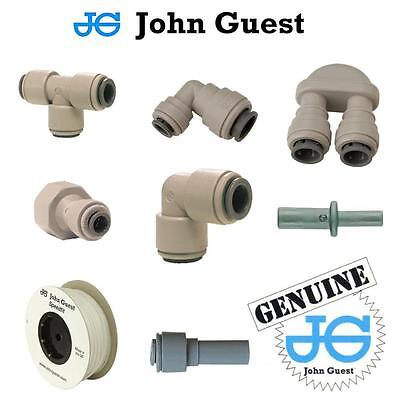 5/16 JOHN GUEST SPEEDFIT PUSH FIT for Beer Cooler Pump Tap Font Home Bar Filter