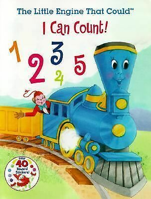 The Little Engine that Could:  I Can Count