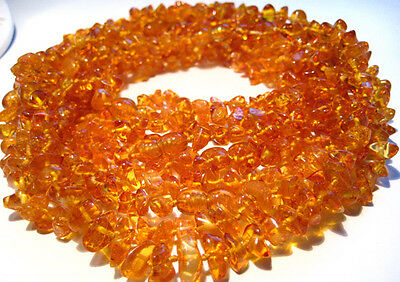 "Lot-10 BALTIC  AMBER BABY  NECKLACES 28-30cm, 11-11.8"" Honey"""