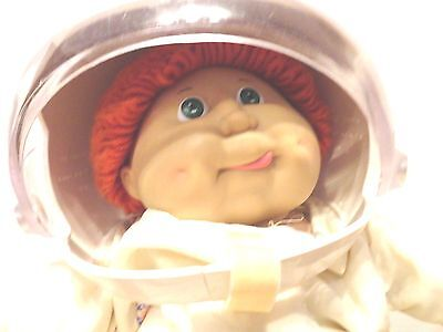 CABBAGE PATCH KIDS, YOUNG ASTRONAUT-RED Hair, GREEN EYES, OUTFIT, NO BOX