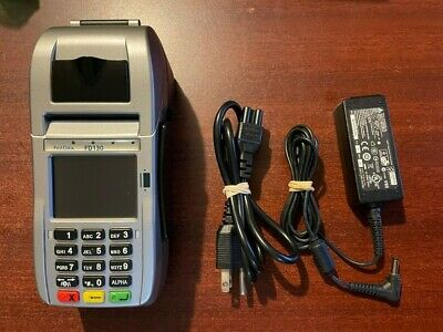 First Data FD130 EMV Terminal: Just $165 + free shipping + 1yr Warranty