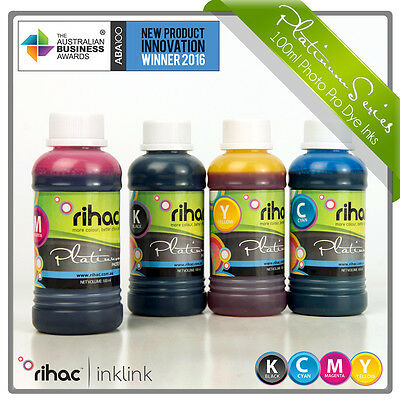 RIHAC Refill Ink for HP 920 Officejet 7500 7000 6500 6000 Printers #920 #564 HP