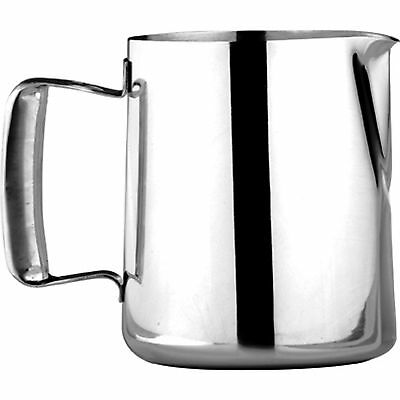 Elegant Water Jug/ Milk Frothing Jug - Stainless Steel 0.6L