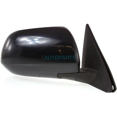New Right Power Mirror Manual Folding Fits 2008-2013 Toyota Highlander To1321245