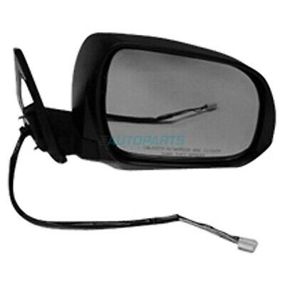New Right Power Mirror Manual Folding Fits 2008-13 Toyota Highlander To1321246