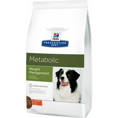 HILL S prescription diet canine metabolic mangime secco kg.12