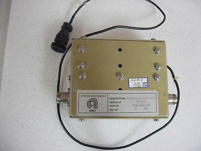 AMAT Applied Materials Phase/Mag Detector 0010-00215R