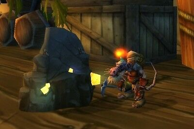 WOW LOOT - Truggold - Katzengold - Fool's Gold - Toy