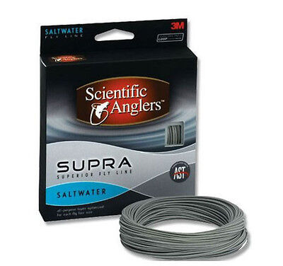 All Sizes Scientific Anglers Mastery Anadro Taper// Floating// WF Fly Line