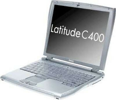 1 Cheap Silver Dell Latitude C400 Netbook Laptop Notebook Computer WIFI Wireless