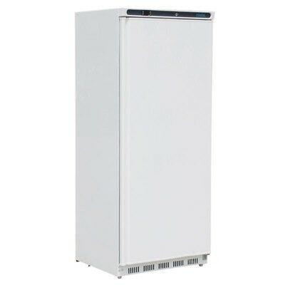 Polar White Commercial Single Door Upright Commercial Fridge 600 Ltr, CD614