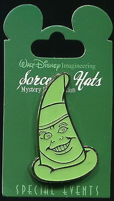 WDI Sorcerer Hat PHINEAS Haunted Mansion 45 Anniversary LE 250 Disney Pin 103107