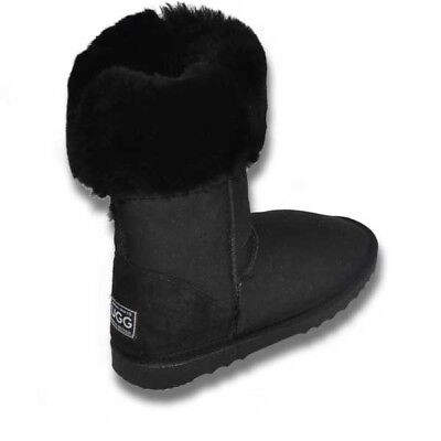 Mens Classic Tall Hand Made Sheepskin Ugg Boots Made in Australia Since 1977