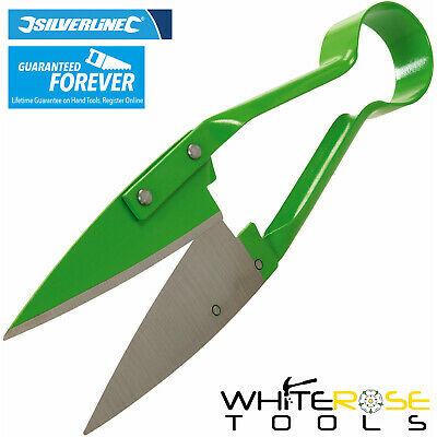Silverline 988844 One Handed Shears 155mm Blade Trimming Garden Pruning Cutting