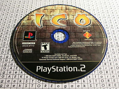 [PS2] ICO (USED, DISC ONLY)