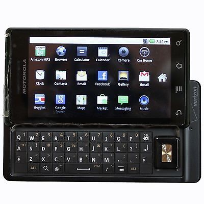 Motorola Droid A855 Google Android QWERTY Phone Verizon or PagePlus